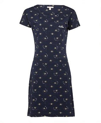 Barbour Harewood Print Dress