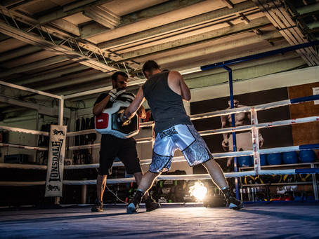 Sports videos, the power of boxing!