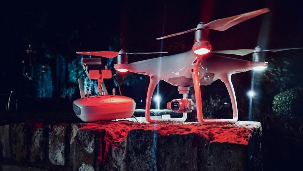 Drone Filming in Bedfprd