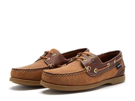 Bermuda Lady II G2 – Leather Boat Shoe