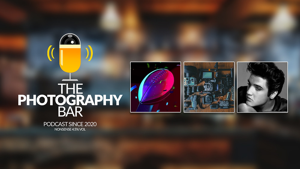 The latest episode of The Photography Bar Podcast