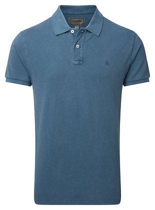 St Ives Classic Polo Shirt (Mykonos Blue)