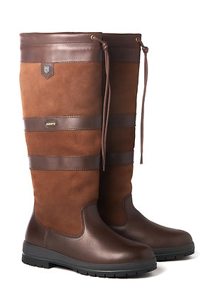 Galway – Country Boot (Walnut Standard Fit)