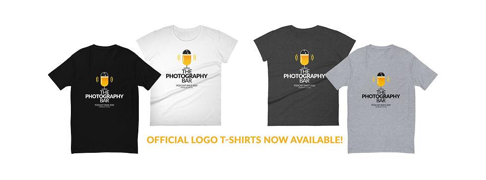 the-photography-bar-official-logo-t-shir