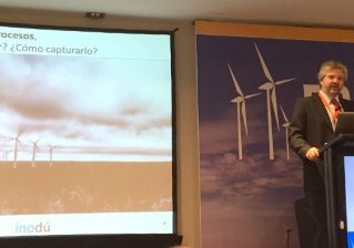 inodú Presents at the EOLO Wind Forum