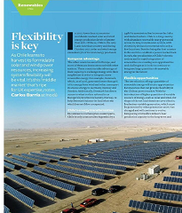 Article About the Increased Need for Flexibility in Chile Published in Energy Industries Council (EI