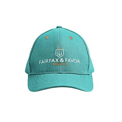 Signature Cap (Turquoise)