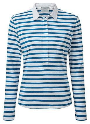 Sunny Cove Shirt (Mykonos Stripe)