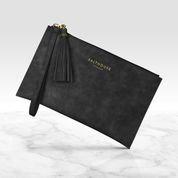 Serafina Clutch Bag (Beautiful Black)