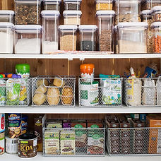 Pantry Makeover Servies