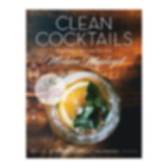 Clean Coacktails Book Cover By Tara Roscioli