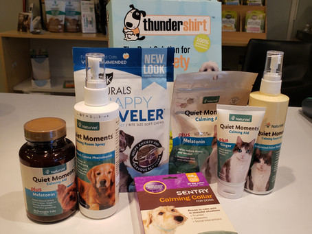 Stress & Anxiety Relief for your Pet