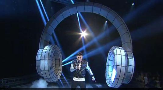 X Factor - Josh Brookes