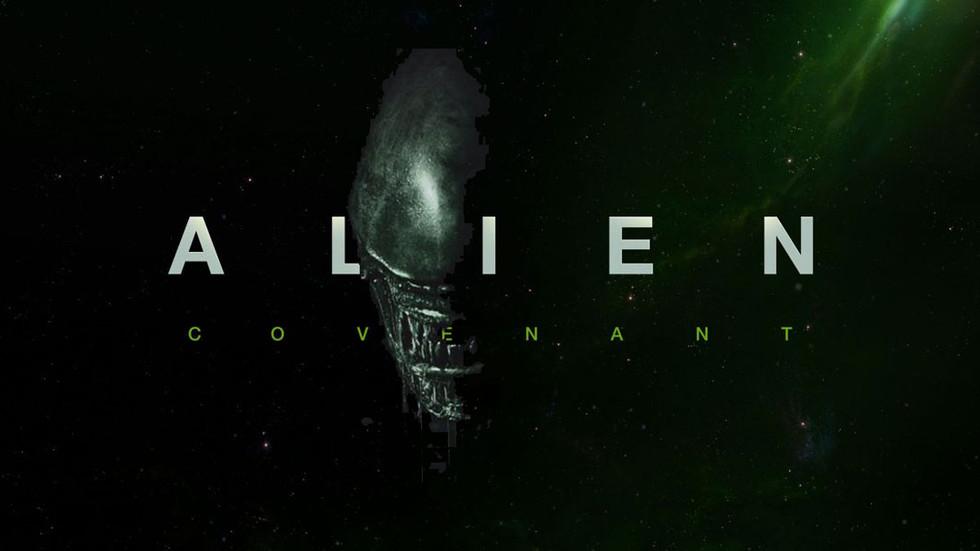 ALIEN COVENANT-Ridley Scott
