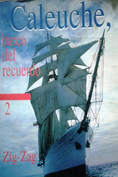 Libro del Caleuche, barco del recuerdo