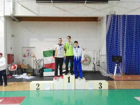 Biscardo campione regionale assoluto