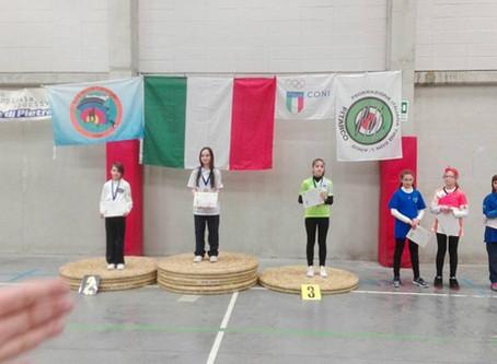 Trieste Archery Team sul podio al Trofeo Pinocchio di Basaldella di Vivaro