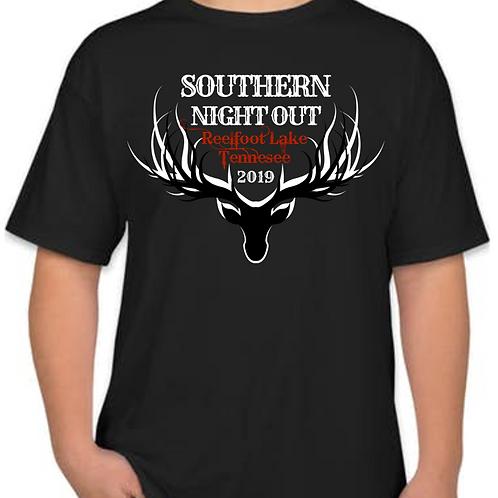 Southern Night Out Reelfoot Lake T-shirt