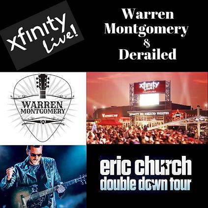 Xfinity Warren Montgomery & Derailed NO