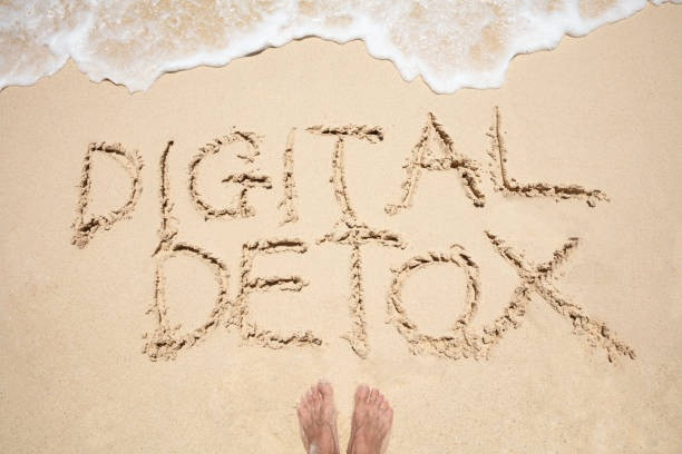 Time for a Digital Detox and Lots of Meditation