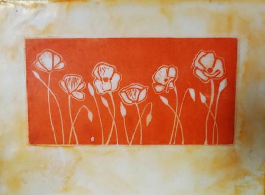 Poppy Print