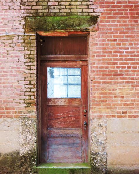 Mossy Door