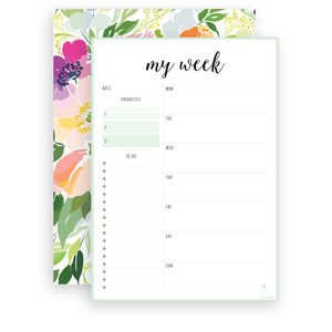 photo relating to Printable Planners named No cost Printable Weekly Irma Planners // Eliza Ellis