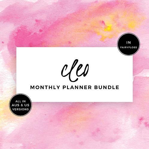 Eliza Ellis Planners, monthly planner 2020, wall planner, family calendar 2020, family planner, best planners 2020