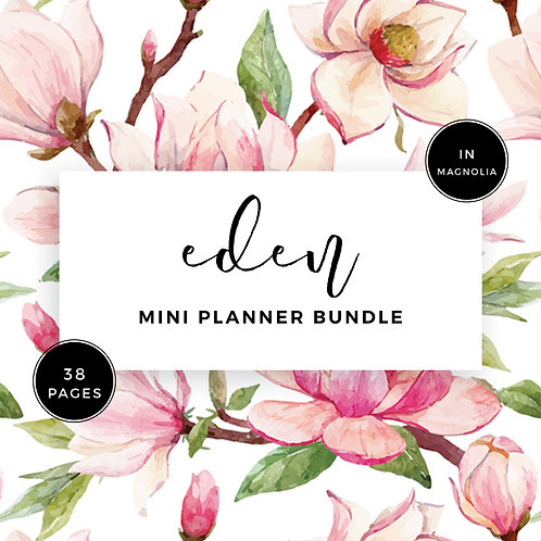 Eliza Ellis Planners, best planner printables, best life planner, goal planner printable, menu planner printable, to do list