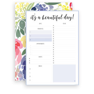 image about Free Printable Planners called Free of charge Printable Day by day Planners // Eliza Ellis