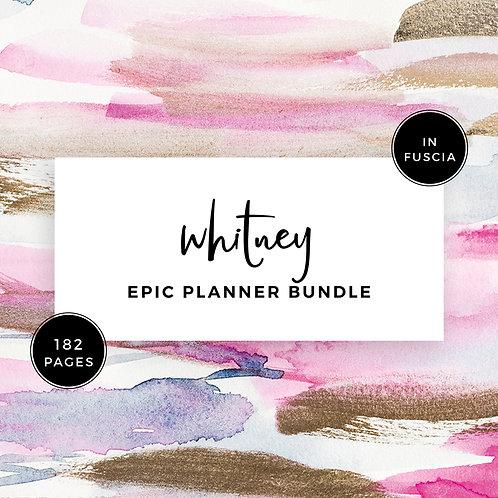 Eliza Ellis Planners, best planner printables, best life planners, best planner printable, dinner planner, shopping list