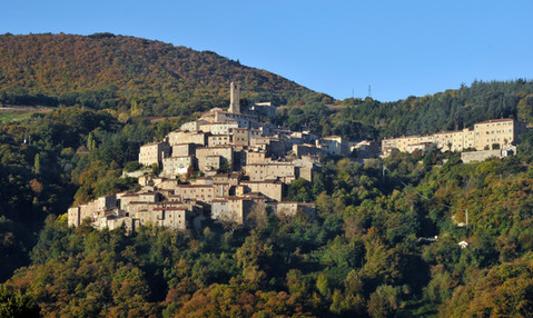 Borgo medievale di Castelnuovo