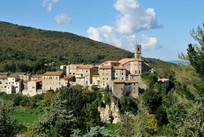 Borgo medievale di Sasso Pisano