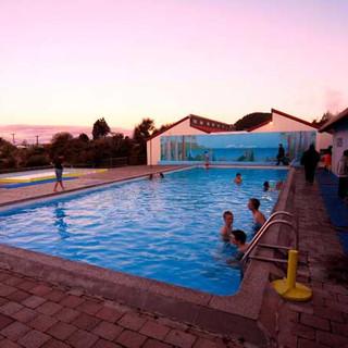 Hot Thermal Pools