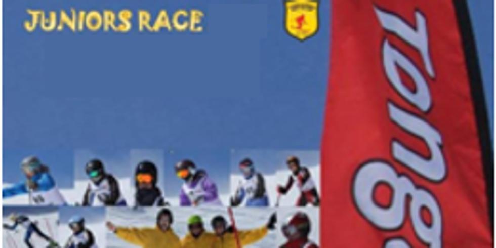 Tongariro Junior Race