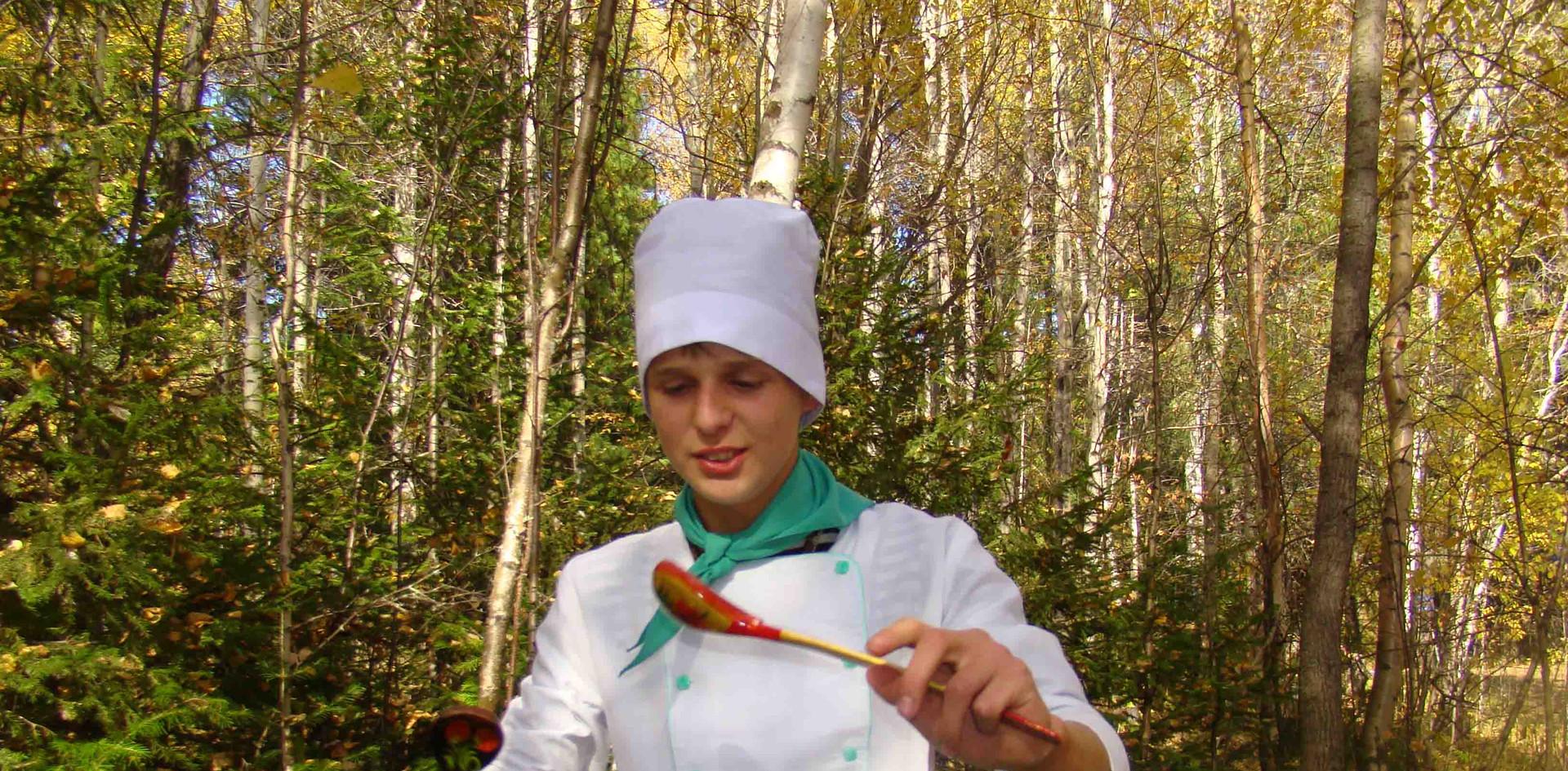 Наш гениальный повар. Лысая гора. 2011.