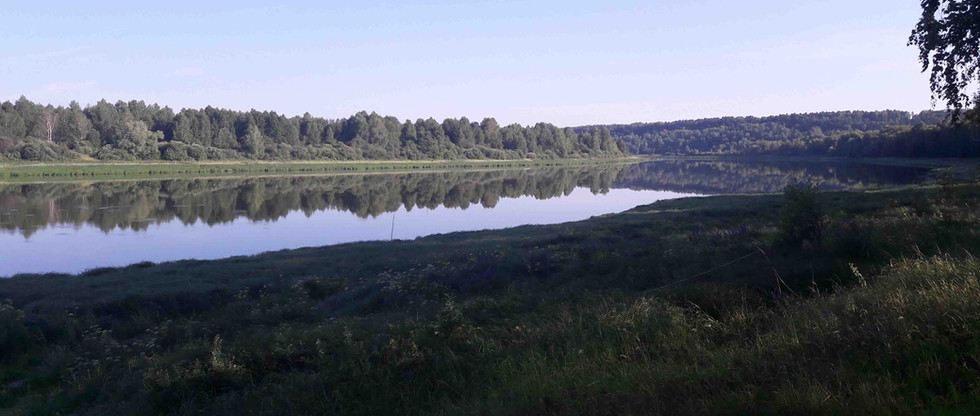 Озеро Ананьено. 2018.