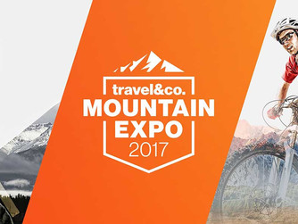 Save the date - you're invited to the travel&co Mountain Expo