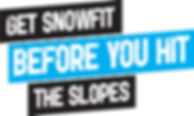 SnowFIT Logo