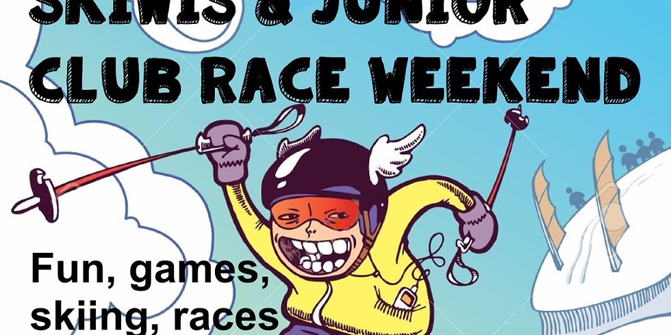 Skiwis & Junior Club Race Weekend - Iwikau