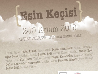 "ARTİST 2019 TÜYAP SANAT FUARI ""FAUST"""
