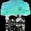Thumbnail: เสื้อวิ่ง Wild Race ลายเก้งหม้อ