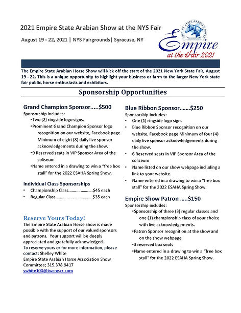 2021 Empire at the NYS Fair Sponsor Forms.jpg