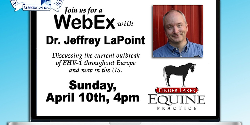 EHV-1 Conversation with Dr. LaPoint