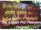 ASEAN PhD Fellowship Programme (APFP) | Applications are invited by IIT Madras