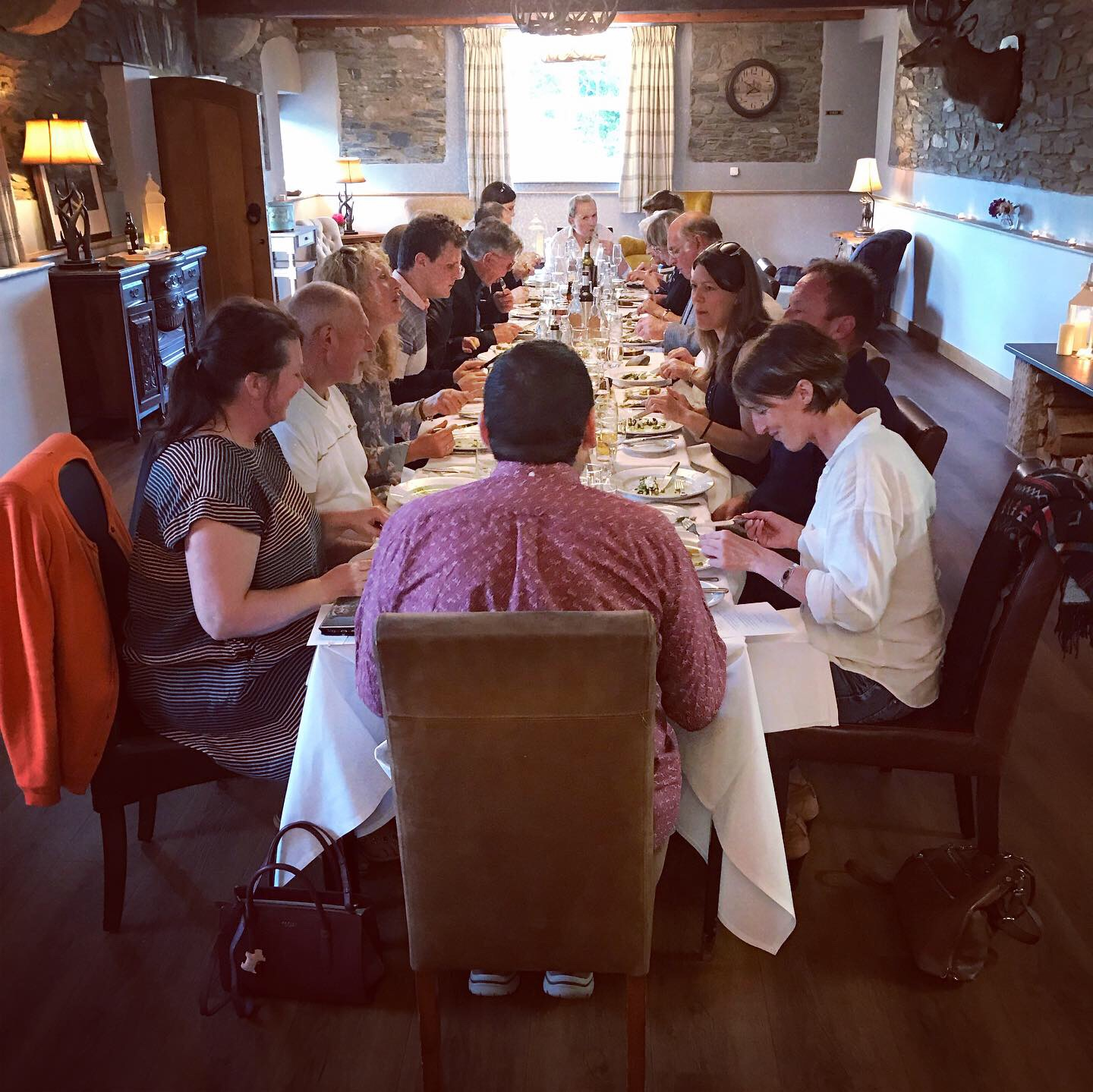 The Late Spring Supper Club