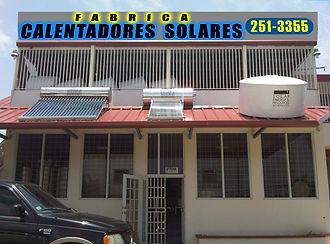 FACHADA NEGOCIO SOLAR ENERGY & RESOURCES INCORPORATED
