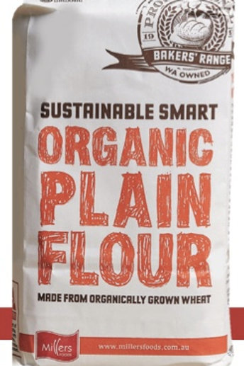 Plain Flour ORGANIC 1kg