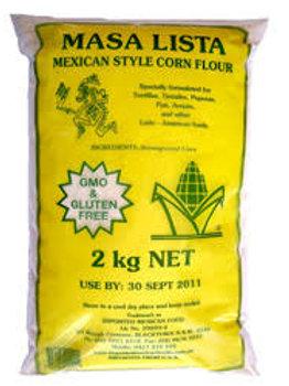 Masa Lista (Mexican Corn Flour) 2kg