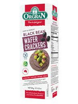 Black Bean Crackers 65g